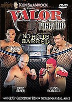 Ken Shamrock Presents...Valor Fighting: No Holds Barred