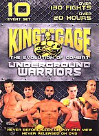 King of the Cage - Underground Warriors