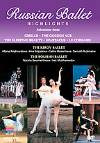 Russian Ballet Highlights