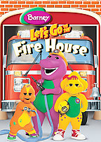 Barney - Let's Go to the Fire House