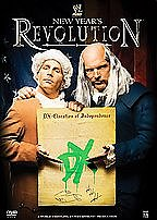 WWE - New Year's Revolution 2007