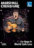 Marshall Crenshaw - On Stage At World Caf� Live