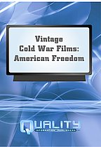 Vintage Cold War Films- American Freedom: Capitalism Propaganda & Anti Communist Movies