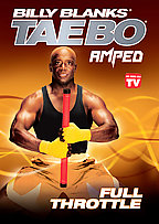 Billy Blanks Tae Bo Amped - Full Throttle