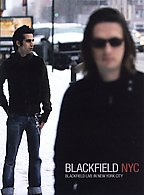 Blackfield: NYC: Live in New York City