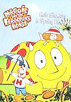 Maggie and The Ferocious Beast Rain Showers & Spring Flowers