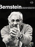 Leonard Bernstein - In Rehearsal and Performance