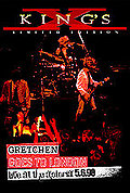 KING'S X - Gretchen Goes To London: Live At The Astoria 5.6.90