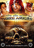 Streets Talk DVD: Three Amigos