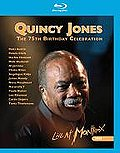 Quincy Jones - The 75th Birthday Celebration: Live At Montreux 2008
