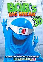 B.O.B.'s Big Break Poster