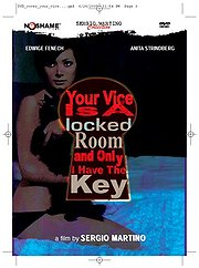 Your Vice Is a Locked Room and Only I Have the Key Poster