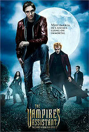 Cirque du Freak: The Vampire&#039;s Assistant Poster