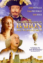The Adventures of Baron Munchausen Poster