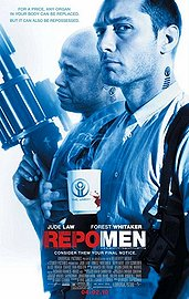 Repo Men Poster