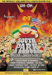 South Park: Bigger Longer & Uncut Poster