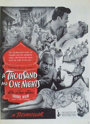 A Thousand and One Nights (1001 Nights)