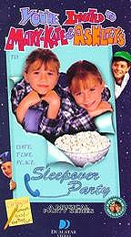 Mary-Kate & Ashley Olsen - You're Invited to Mary-Kate & Ashley's Sleepover Party