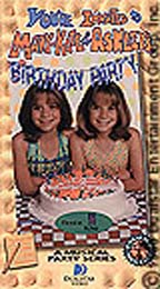 Mary-Kate & Ashley Olsen - You're Invited to Mary-Kate & Ashley's Birthday Party