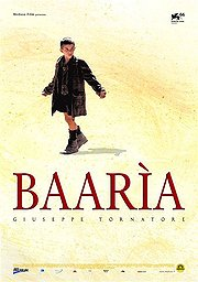 Baar&igrave;a Poster
