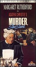 Murder She Said Poster