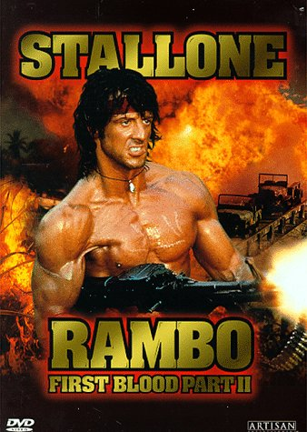 Rambo: First Blood Part 2 BGAUDiO / Рамбо: 2 (1985)