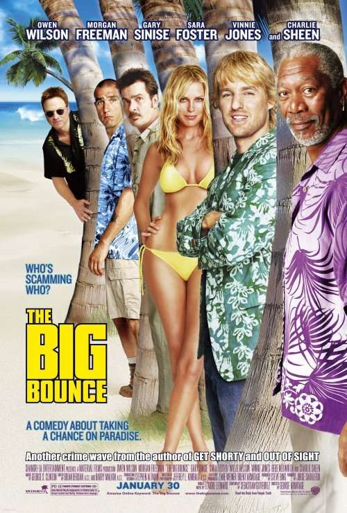 The Big Bounce Cover