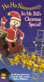 Ho Ho Nooooooo!!! It's Mr. Bill's Christmas Special!
