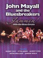 John Mayall and the Bluesbreakers - Jammin' with the Blues Greats