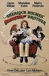 The Adventure of Sherlock Holmes&#039; Smarter Brother Poster