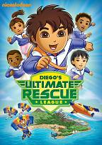 Go Diego Go!: Diego's Ultimate Rescue League