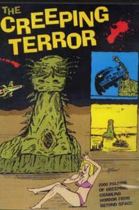 The Creeping Terror (Dangerous Charter) (The Crawling Monster)