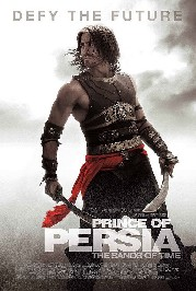 Prince of Persia: The Sands of Time poster Jake Gyllenhaal Dastan