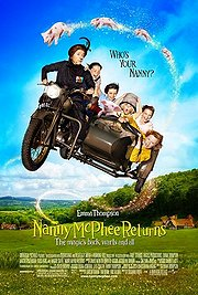 Nanny McPhee Returns Poster