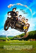 Nanny McPhee Returns poster & wallpaper