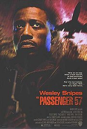 Passenger 57 Poster