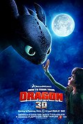 How to Train Your Dragon poster & wallpaper