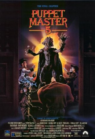 Puppet Master V (Puppet Master 5: The Final Chapter)