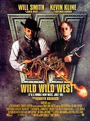 Wild Wild West Poster