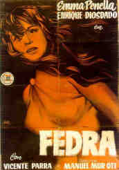 Fedra, the Devil's Daughter (Fedra)