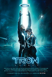 TRON: Legacy Poster