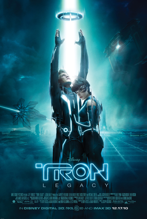 Poster del film Tron Legacy