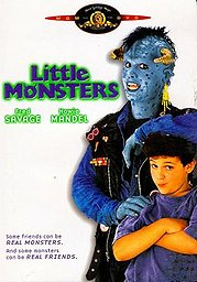 Little Monsters Poster