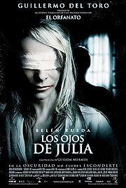 Julia&#039;s Eyes Poster