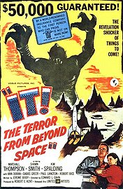 It! The Terror from Beyond Space Poster