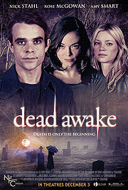 Dead Awake Poster