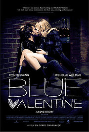 Blue Valentine Poster