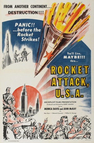 Rocket Attack U.S.A. (Five Minutes to Zero)