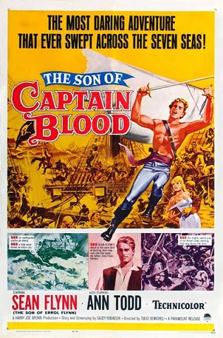 Son of Captain Blood (Il figlio del capitano Blood)