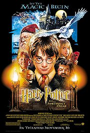 Harry Potter and the Sorcerer&#039;s Stone Poster